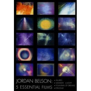 DVD : JORDAN BELSON - 5 Essential Films