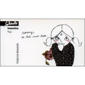 Flipbook : PARDONNE-MOI ! (Sorry - Es tut mir leid)
