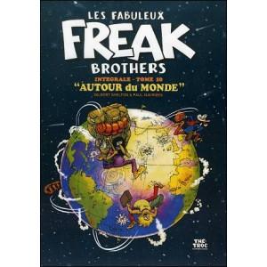 BD : LES FABULEUX FREAK BROTHERS - L'intégrale Vol 10