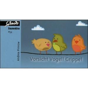 Flipbook : GRIPPE AVIAIRE (Vorsicht Vogel ! Grippe !)