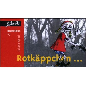 Flipbook : LITTLE RED RIDING HOOD (Rotkäppchen...)