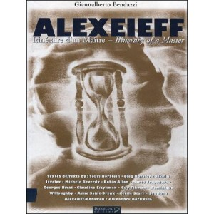 Book : ALEXEÏEFF - Itinerary of a Master