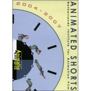 DVD : NIAF ANIMATED SHORTS 2004 - 2007