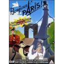 DVD : BONJOUR PARIS !