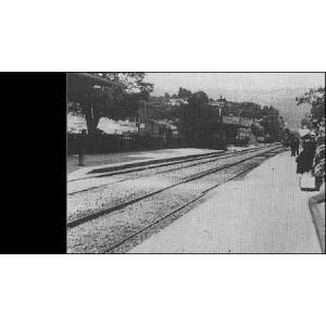 Flipbook : L'ARRIVEE DU TRAIN EN GARE DE LA CIOTAT