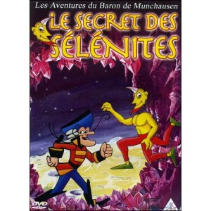 DVD : LE SECRET DES SELENITES