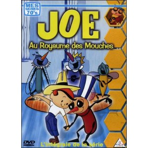 DVD : JOE AU ROYAUME DES MOUCHES