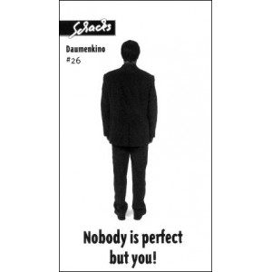 Flipbook : NOBODY IS PERFECT BUT YOU !