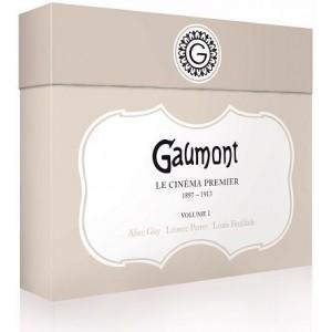 DVD : GAUMONT - Le Cinéma Premier 1897 - 1913 Vol 1
