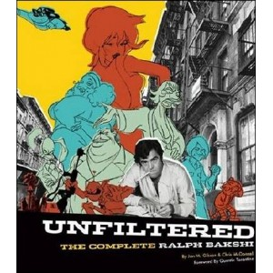 Book : UNFILTERED - The Complete Ralph Bakshi
