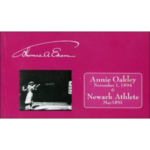 Flipbook : ANNIE OAKLEY - NEWARK ATHLETE