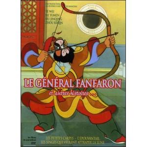 DVD : LE GÉNÉRAL FANFARON et autres histoires...