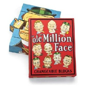 Game : ''ole'' MILLION FACE - Changeable Blocks