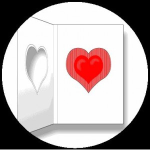 CP : UN COEUR QUI BAT - A SmartMove Scanimation™ Card