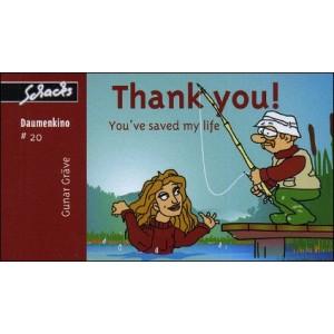 Flipbook : THANK YOU ! You've saved my life !
