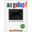 Livre : AU GALOP ! Le premier livre qui bouge...