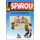Livre : SPIROU 1938 - 2008 - 70 ans de suppléments !