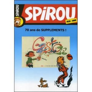 Book : SPIROU 1938 - 2008 - 70 ans de suppléments !