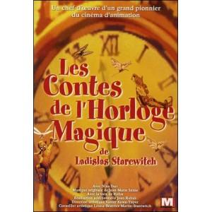 DVD : LES CONTES DE L'HORLOGE MAGIQUE