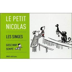 Flipbook : LE PETIT NICOLAS : Les singes