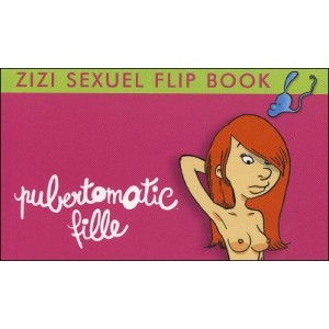 Flipbook : ZIZI SEXUEL - PUBERTOMATIC FILLE