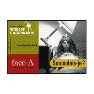 Flipbook : SOMNOLAIS-JE ? (Did I drowse ?)
