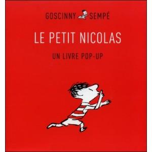 Livre POP-UP : LE PETIT NICOLAS
