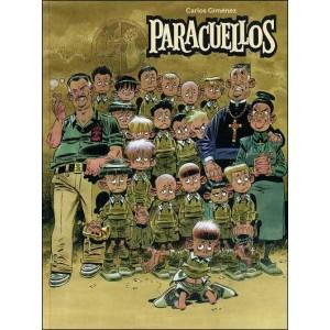 BD : PARACUELLOS - L'intégrale