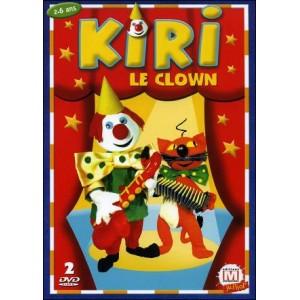 DVD : KIRI LE CLOWN - Coffret 2 DVD