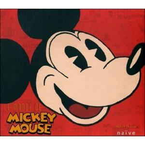 Livre : LE MONDE DE MICKEY MOUSE