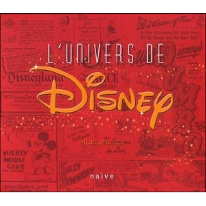 Book : L'UNIVERS DE DISNEY (The Disney Keepsakes
