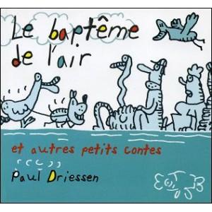 Book : LE BAPTÊME DE L'AIR et autres petits contes