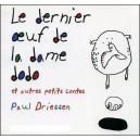 Livre : LE DERNIER OEUF DE LA DAME DODO et autres petits contes