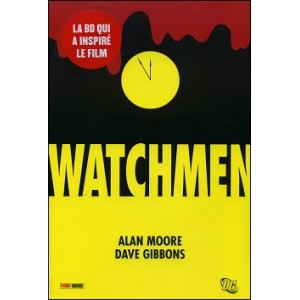 Comics : WATCHMEN - The Integral
