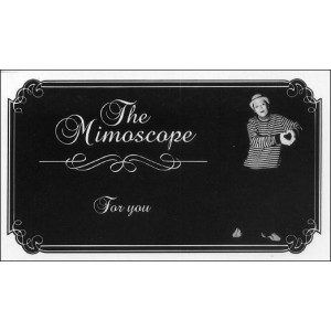 Flipbook : The Mimoscope : FOR YOU