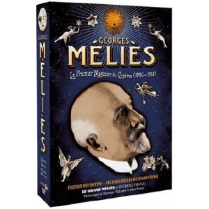 DVD : GEORGES MÉLIÈS - The First Magician of Cinema (1896 - 1913)