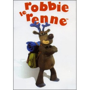 DVD : ROBBIE LE RENNE - Coffret 2 DVD