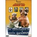 DVD : Les Chefs-d'oeuvre du Studio AARDMAN