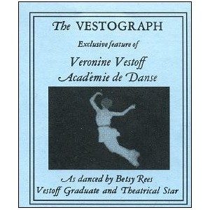 Flipbook : THE VESTOGRAPH