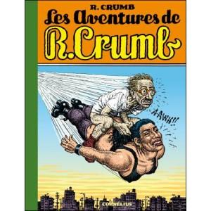 BD : Les aventures de R. CRUMB