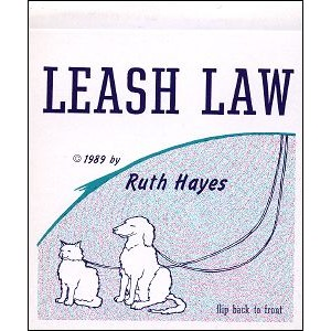 Flipbook : LEASH LAW - La loi de la laisse
