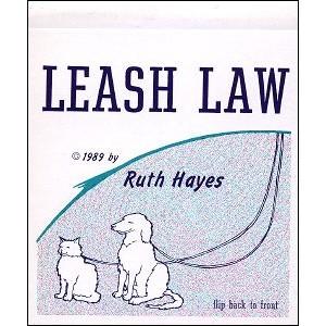 Flipbook : LEASH LAW - La loi de la laisse