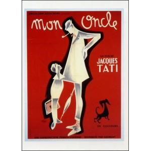 CP : JACQUES TATI - PIERRE ETAIX - Série de 12 cartes postales
