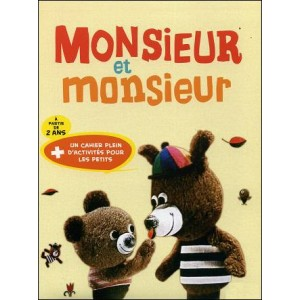 DVD : MONSIEUR ET MONSIEUR