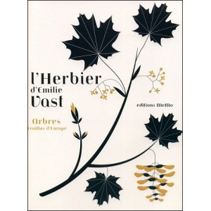 Book: HERBARIUM - Deciduous Trees in Europe