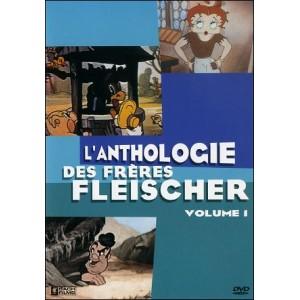 DVD : MAX & DAVE FLEISCHER ANTHOLOGY - Vol 1