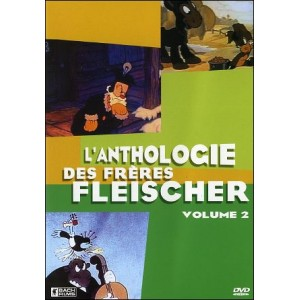 DVD : MAX & DAVE FLEISCHER ANTHOLOGY - Vol 2