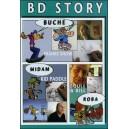 DVD : BD STORY 1 - BUCHE - MIDAM - ROBA
