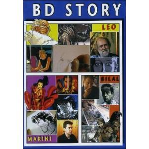 DVD : BD STORY 3 - LÉO - MARINI - BILAL