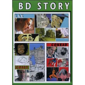 DVD : BD STORY 5 - LAX - COSEY - CONRAD